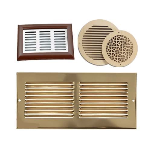 Kitchen and Air Ventilation Grills