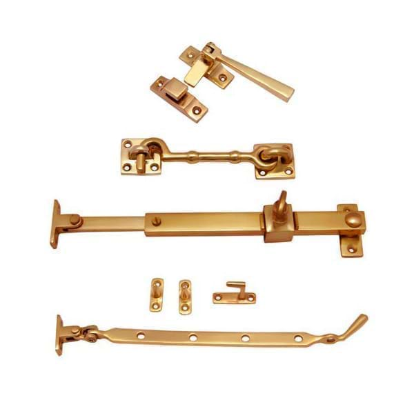 Brass and SS Window Fittings