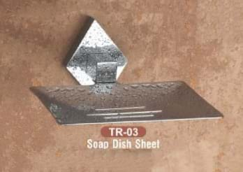 Soap Dish Sheet TR - 03