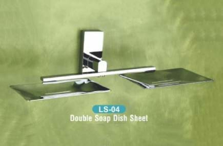 Double Soap Dish Sheet LS - 04