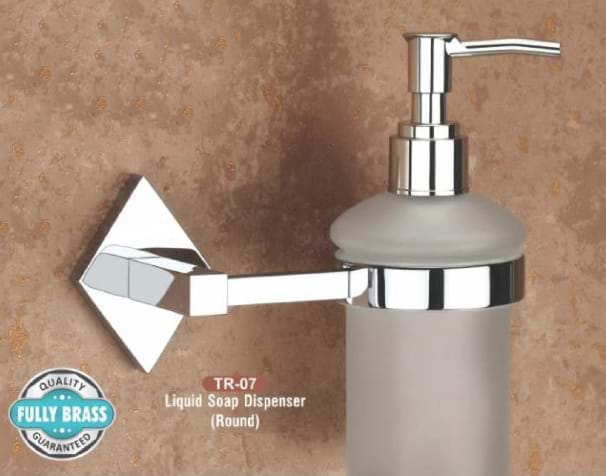 Liquid Soap Dispenser Round TR - 07