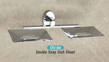 Double Soap Dish Sheet OV - 04