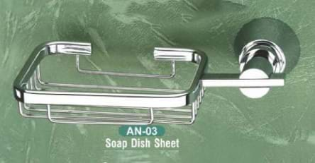 Soap Dish Sheet AN - 03