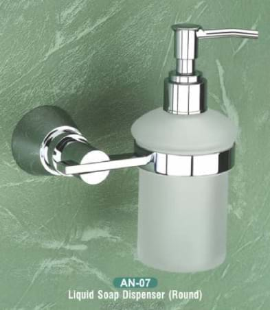 Liquid Soap Dispenser Round AN - 07