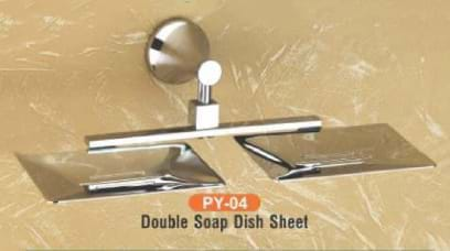 Double Soap Dish Sheet PY - 04