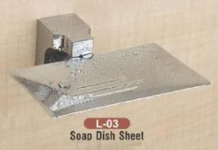 Soap Dish Sheet L - 03