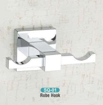 Robe Hook SQ - 01
