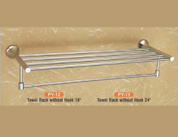 Towel Rack without hook PY - 12-13