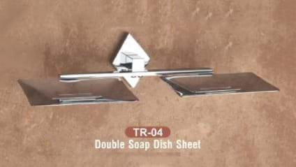 Double Soap Dish Sheet TR - 04