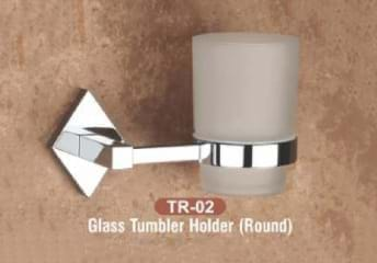 Glass Tumbler Holder Round TR - 02
