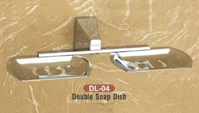 Double Soap Dish Sheet DL - 04